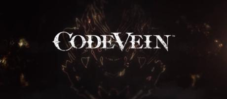 Official logo of Code Vein Credits to: Youtube/Bandai Namco Entertainment America