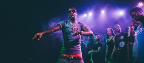 Young Dolph reportedly shot by co-rapper in Hollywood. (Wikimedia/Slyguy1255)