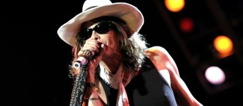 Aerosmith cancels concert dates after Steven Tyler falls ill. Photo Credit: Wikimedia Commons