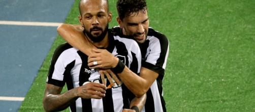Bruno Silva - Jogador do Botafogo