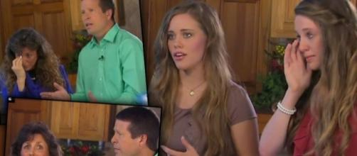 Cops want Duggar girls' incest lawsuit tossed out. [Image via TLC/Youtube screencap]