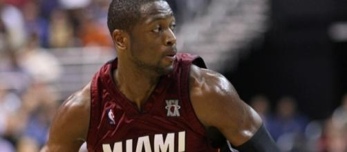 Dwyane Wade was officially signed by the Cleveland Cavaliers. Image Credit: Keith Allison / Flickr