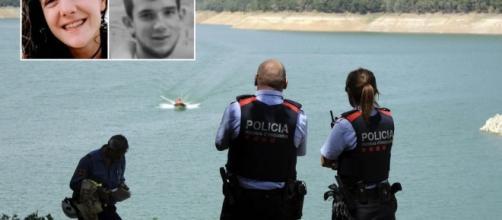 Fuga o crimen: 11 días en vilo sin Marc y Paula en el pantano de ... - elespanol.com