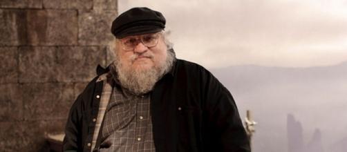 George R.R. Martin de Game of Thrones - com.pe