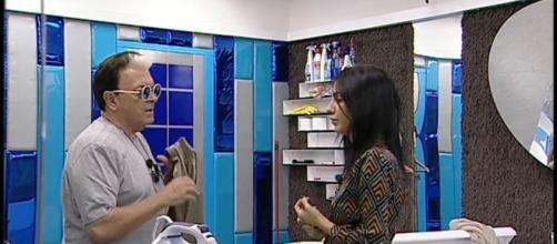 Giorno 15 - mediaset.it Cristiano e Giulia parlano di Carmen