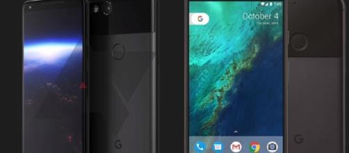 Google Pixel 2 photo [Image via XEETECHCARE/YouTube screencap]