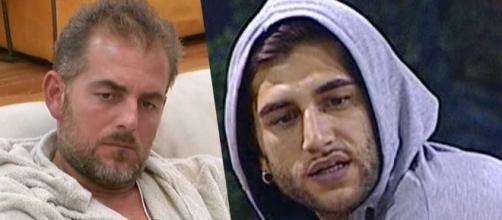 """Grande Fratello Vip, Jeremias esplode con Daniele Bossari: """"Ho ... - bitchyf.it"""