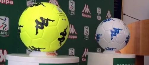 I Kappa Kombat-Ball, palloni ufficiali della Serie B