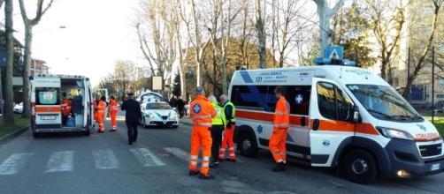 Incidente stradale: coinvolti quattro giovani ragazzi