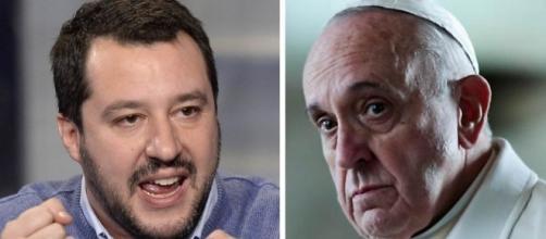 "Ius soli, Salvini: ""PD razzista"" e Papa Francesco dice la sua - thesocialpost.it"
