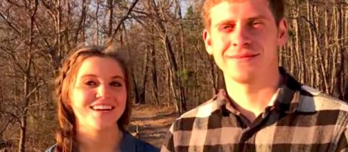 Joy-Anna Duggar Forsyth and Austin Forsyth--Image by TLC/YouTube