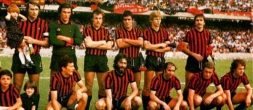 La foto del Foggia stagione 1975/76 (fonte: Wikipedia)
