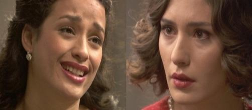 La rivelazione scioccante di Lucia a Camila