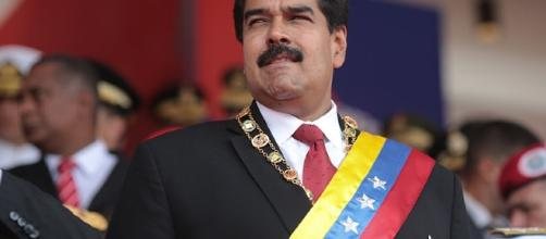 Nicolas Maduro [image via hugpshi/Wikimedia Commons]