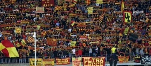 """Oggi al """"Via del mare"""" si gioca Lecce- Bisceglie."""