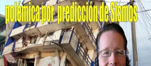 Polémica por prediccion de sismos en México.