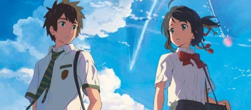 Poster del anime 'Your Name' - rtve.es