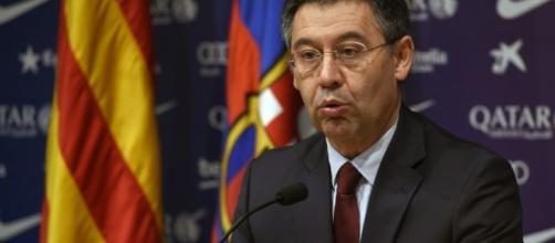 Presidente del Barcelona Futbol club