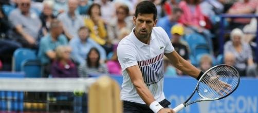 Serbian tennis player Novak Djokovic. (Image Credit: Jamesboyes/ Flickr — CC BY 2.0)