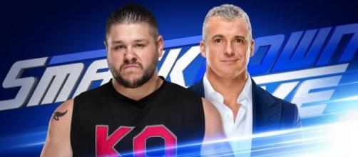 Storie sempre più tese tra Kevin Owens e Shane McMahon
