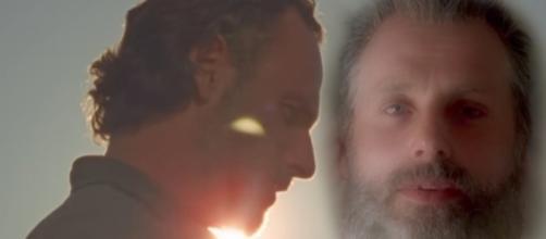 The Walking Dead 8, per quale motivo Rick Grimes è invecchiato?