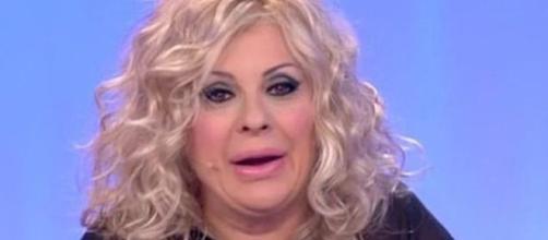 Uomini e Donne, Tina Cipollari ritrova l'ex fidanzato