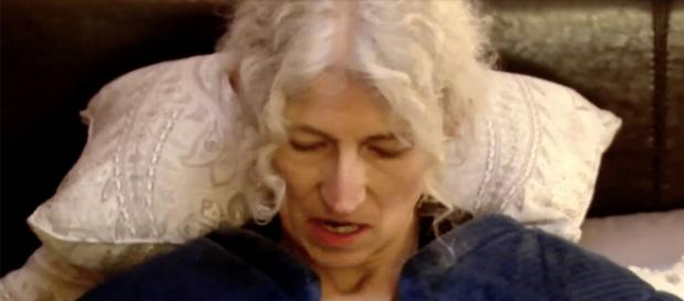 Alaskan Bush People Ami Brown is out of the hospital - screenshot