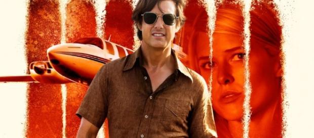 Barry Seal-Una storia americana con Tom Cruise.