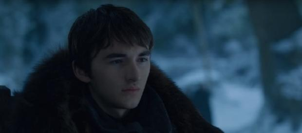 Bran Stark also known as the Three-Eyed Raven/ [Image by screenshot via Ravenbreath channel/YouTube]