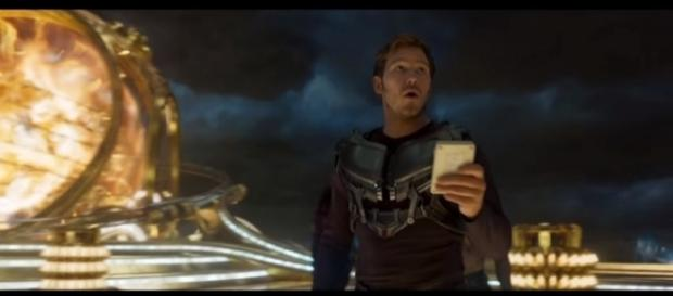 Chris Pratt | credit, Marvel Entertainment, YouTube screenshot)