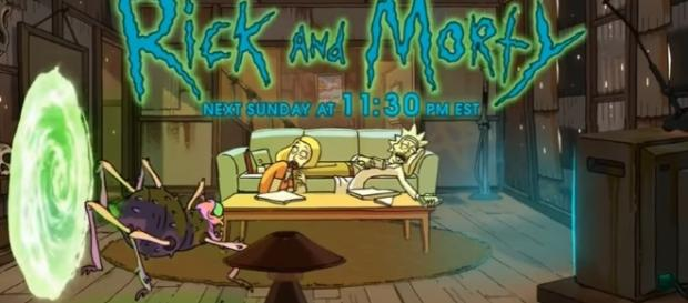 """Dan Harmon mentioned """"Rick and Morty"""" Season 4 in a recent interview./Pictured Not Justin Roiland/YouTube"""