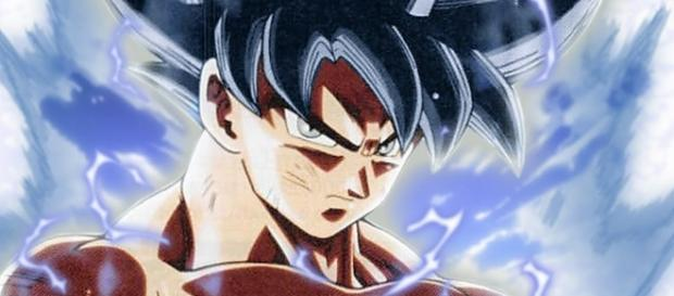 Fans are still speculating on how Goku will attain his new and powerful transformation. - (Image Credit: Double4anime/YouTube Screenshot)