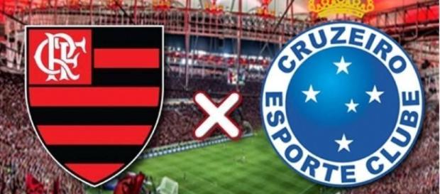 Flamengo x Cruzeiro fazem a decisão da Copa do Brasil