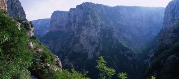 Gole di Vikos - turismo Kónitsa - ViaMichelin - viamichelin.it