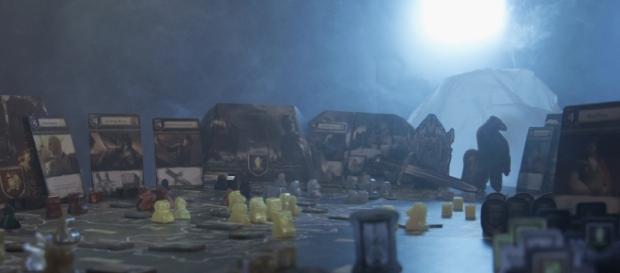 Il boardgame Il trono di Spade - Game of Thrones by Piotr Michal Marczak