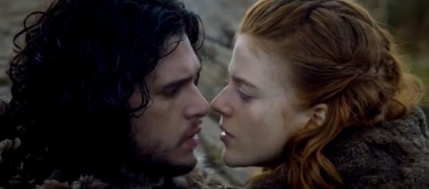 Jon Snow and Ygritte - I Won't Leave You (Game of Thrones) | Ovik6280/YouTube Screenshot