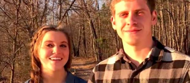 Joy-Anna Duggar Forsyth and Austin Forsyth--Image by TLC/YouTube