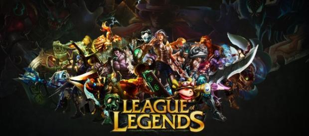 League of Legends/ downloadsource.fr via Flickr