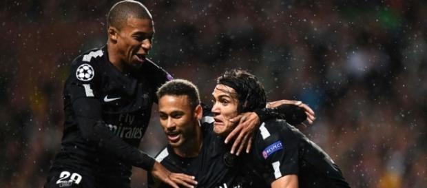 Ligue des champions, Celtic-PSG (0-5) : revivez le festival ... - leparisien.fr
