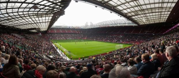Manchester United's home ground Old Trafford [Image via: LiamUK/Wikimedia Commons]