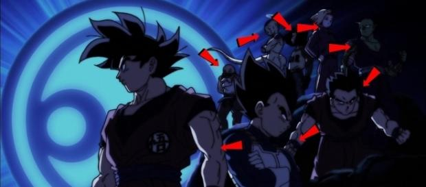 New Order of Elimination for Universe 7 [Image via DBS/Twitter]