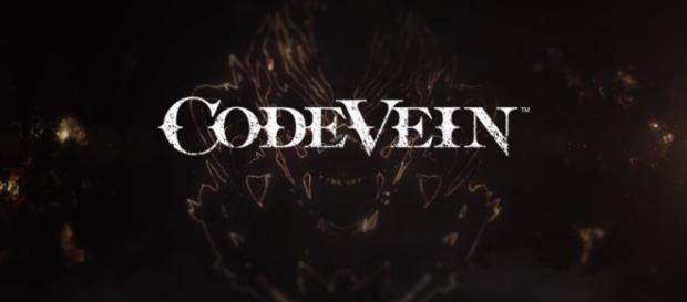 Official logo of Code Vein Credits to: Youtube/Bandai Namco Entertainment America