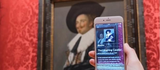 Smartify - l'app che permette di riconoscere opere d'arte