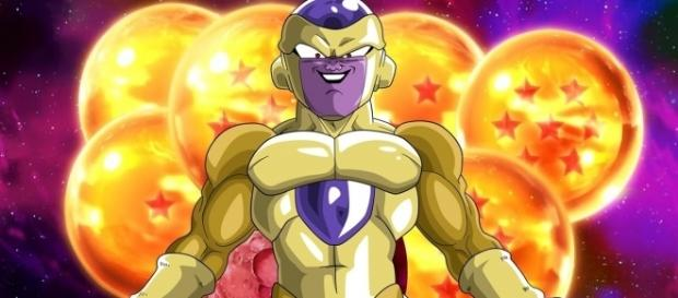 The treacherous and cunning Frieza may be planning to obtain the Super Dragon Ball [Image via Chibi Reviews/YouTube Screenshot]