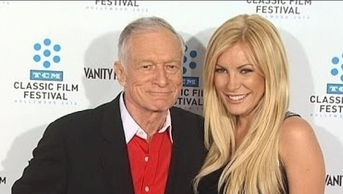 Hugh Hefner S 31 Year Old Widow Will Inherit Nothing Of His Fortune