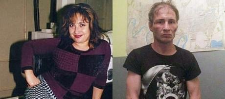 A investigação sobre o autoproclamado casal de canibais russos continua (Crédito: social media/ east2west news)