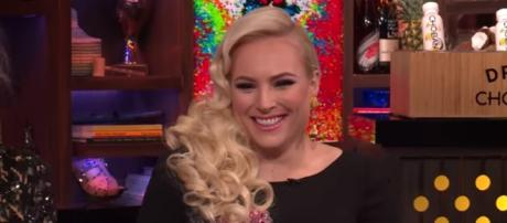"""Meghan McCain joins """"The View"""" as host. YouTube/Live with Andy Cohen"""