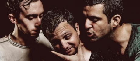 Yaron Shavit in the play Nineveh at Riverside Studios [Image via Idil Sukan]