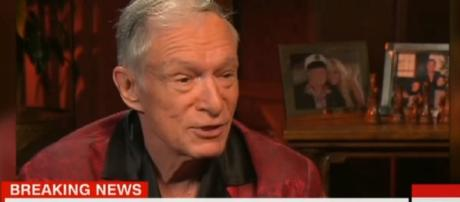 """Playboy"" founder Hefner passes away at age 91. YouTube/Live Stream TV News"