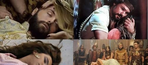 Algumas mortes de 'O Rico e Lázaro' desejarão o público em pranto